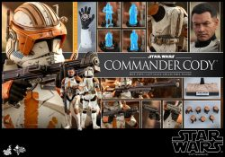 Hot Toys Commander Cody Accessories