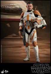 Hot Toys Commander Cody Head