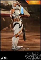 Hot Toys Commander Cody Helmet