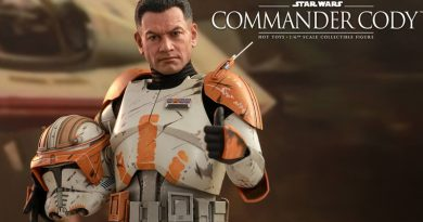 Hot Toys Commander Cody Photos