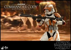 Hot Toys Commander Cody Rifle