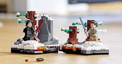 Lego 75236 Duel On Starkiller Base Preview