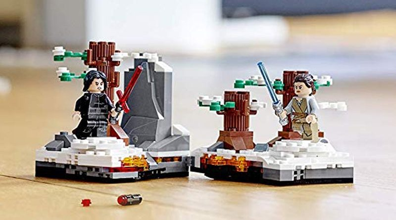 Lego 75236 Duel on Starkiller Base Banner