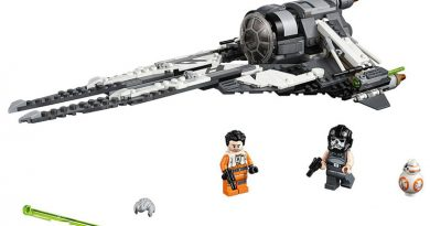 Lego Spring Sets Shown At Toy Fair