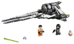 Lego 75242 Star Wars Black Ace TIE Interceptor