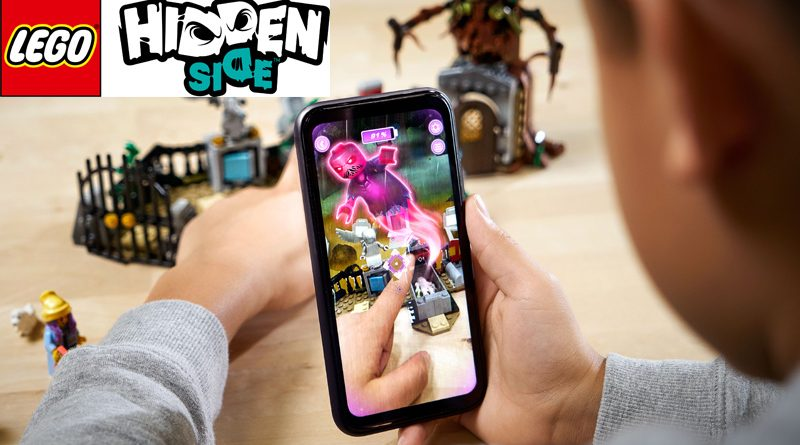 Lego Announces New Augmented Reality Theme, Hidden Side