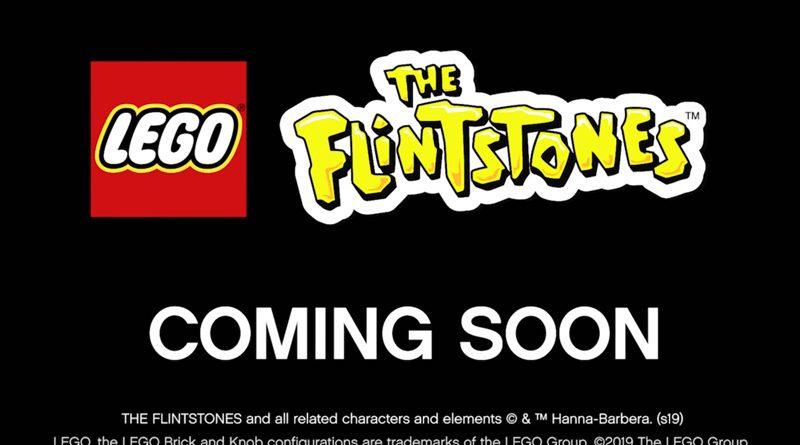 Lego Ideas Flintstones Teaser Banner