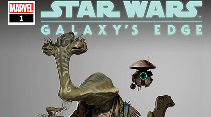 Marvel SW Galaxys Edge 1 Cover Banner