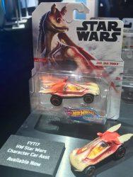 Mattel HW Jar Jar Binks 01