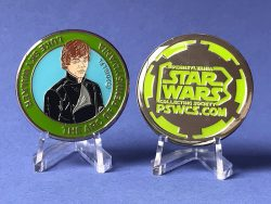 PSWCS Luke Skywalker AoP Medallion