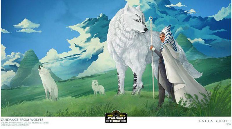 SWCC19 Art Kaela Croft Banner