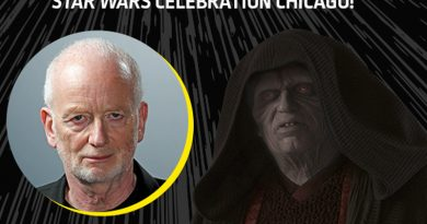 Ian McDiarmid Attending Celebration Chicago Plus Autograph Pricing Info Now Available