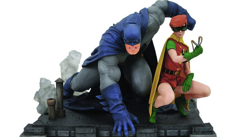 DST DC Comic Gallery Batman Carrie Banner
