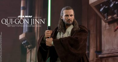 Qui-Gon Jinn Announced With New Photos From Hot Toys