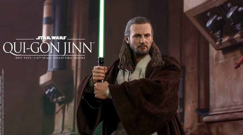 HT Qui-Gon Jinn Banner