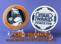 PSWCS Cmdr Wolffe Announcement