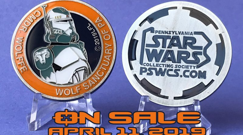 PSWCS Cmdr Wolffe Announcement Banner