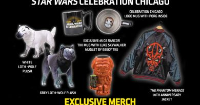 First Teaser For Celebration Chicago Exclusive Merchandise
