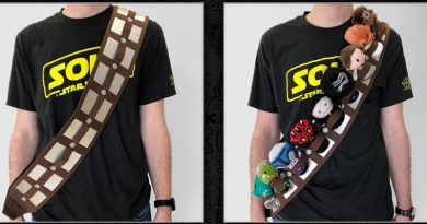 Hallmark Releases Photos Of Star Wars Celebration Exclusives