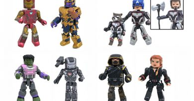 Avengers: Endgame Minimates Assemble in Stores!