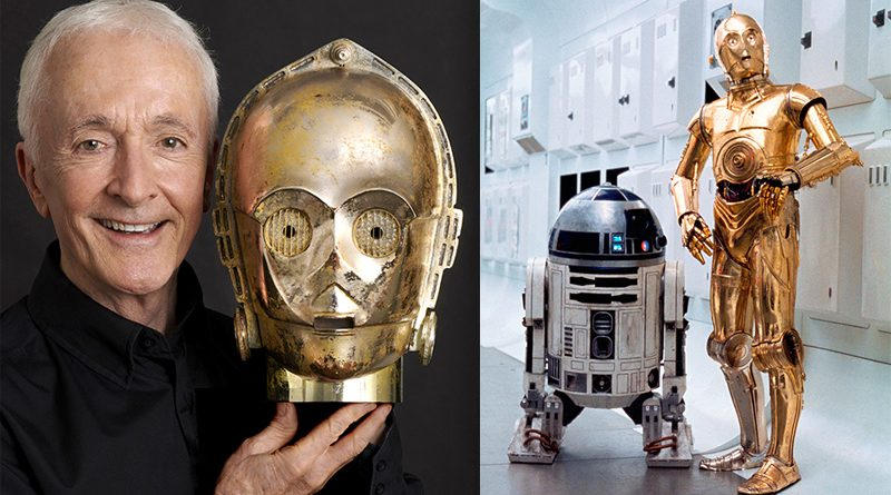 SWCC19 Anthony Daniels MAG Banner