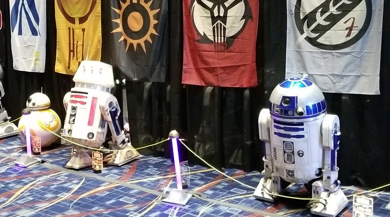SWCC19 Droid Builders Banner