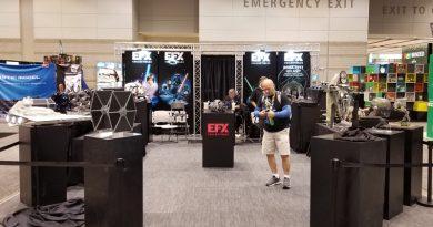 Celebration Chicago: EFX And Anovos