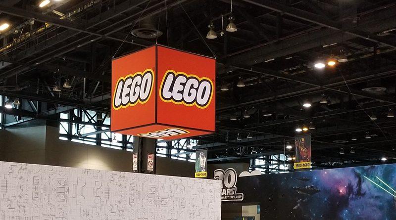 SWCC19 Lego Banner