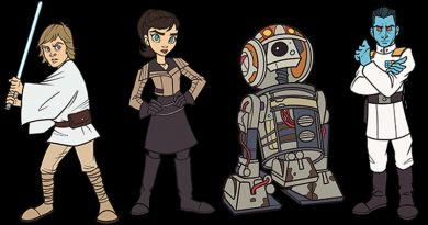 Star Wars Celebration Store Pins Announced