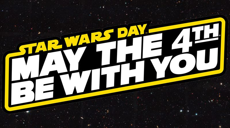 Star Wars Day Banner