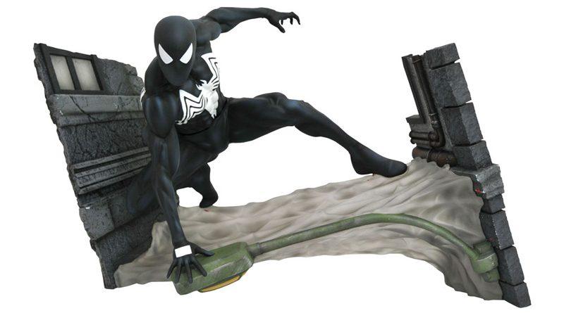 DST MMG Symbiote Spidey Banner