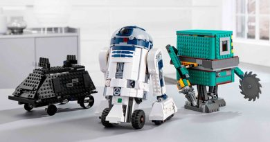 Lego Announces Star Wars BOOST Droid Commander