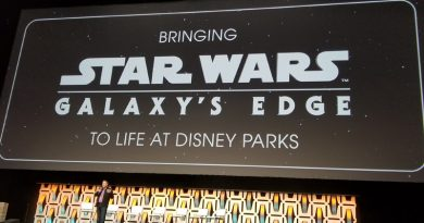 Celebration Chicago: Bringing Star Wars Galaxy's Edge To Life At Disney Parks Panel