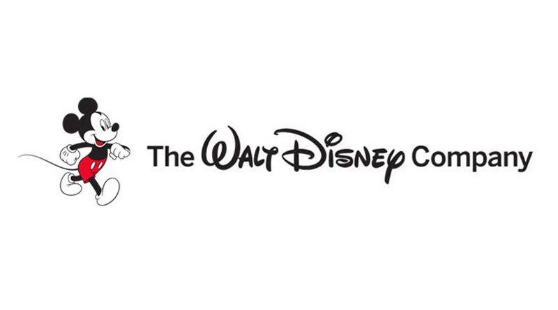 Walt Disney Company Logo Banner