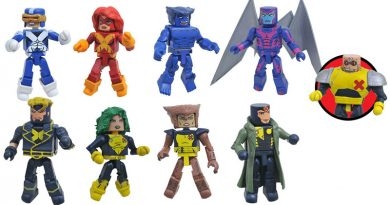 New Fall Releases From Diamond Select Toys