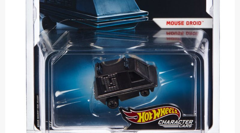 HW SDCC Mouse Droid Banner