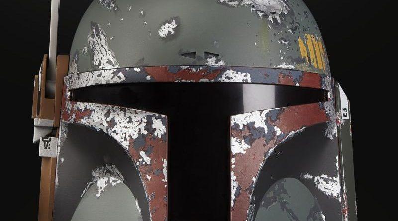 Hasbro BS Boba Fett Helmet Banner