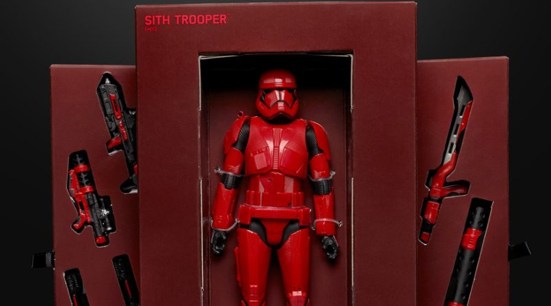 Hasbro SDCC BS Sith Trooper Banner