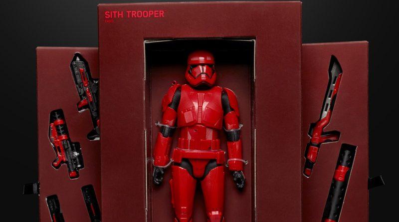 Hasbro Black Series Sith Trooper