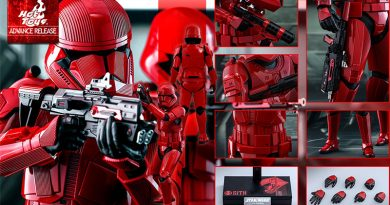 Hot Toys Sith Trooper
