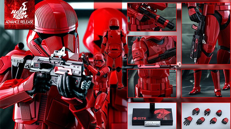 Hot Toys Sith Trooper Banner