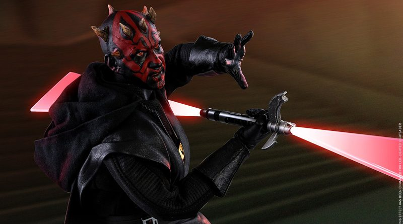 Hot Toys Solo Darth Maul Banner