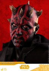 Hot Toys Solo Darth Maul Portrait