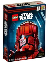 Lego SDCC 77901 Sith Trooper Bust Box Front