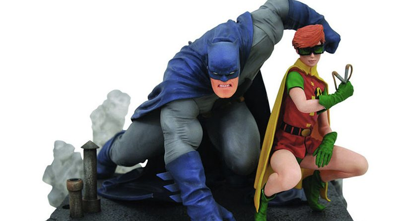 DC Comic Gallery Batman Carrie Banner