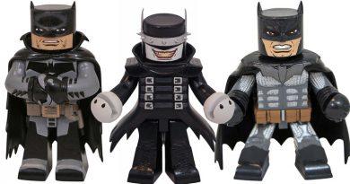 New Diamond Select Batman And Godzilla Vinimates On Sale This Week