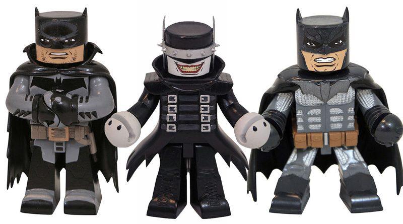 DST DC Vinimate Batman Series 6 Banner