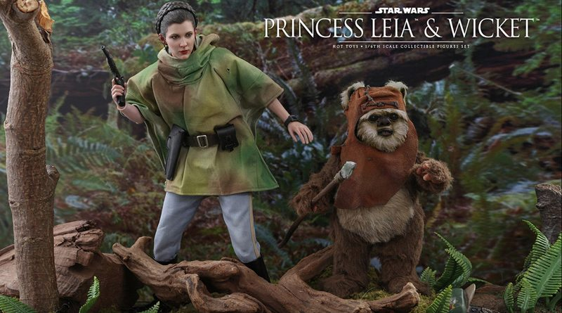 Hot Toys Princess Leia Wicket Banner