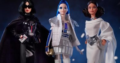 Mattel Debuts Star Wars X Barbie Doll Collection