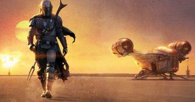The Mandalorian Trailer Debuts At D23